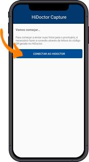 Abrir aplicativo HiDoctor Capture