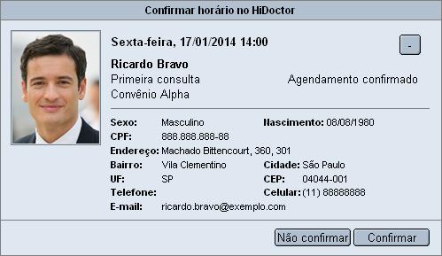 Agenda HiDoctor catalogo.med.br