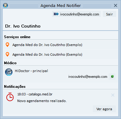 Notifier HiDoctor