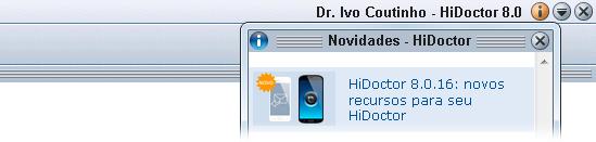 Novidade no HiDoctor Docs