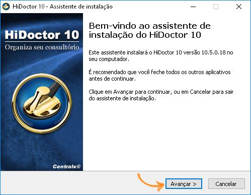 Instalar HiDoctor 10