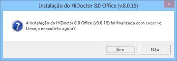 Instalar HiDoctor