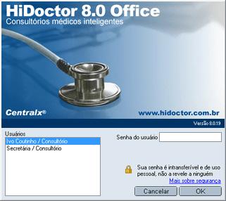 login HiDoctor