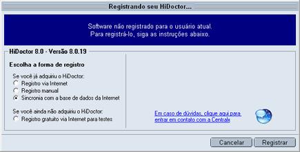 Registrar HiDoctor