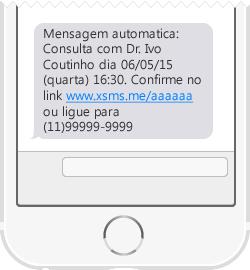 Link no sms